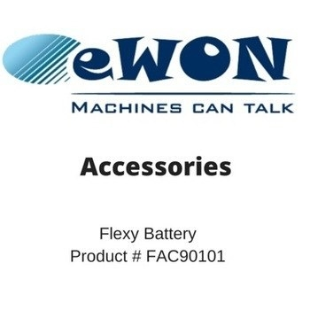 Ewon  Flexy battery