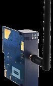 Ewon Flexy Card WiFi w/antenna 802.11bgn for client WAN