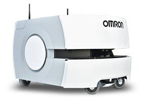 omron mobile robot
