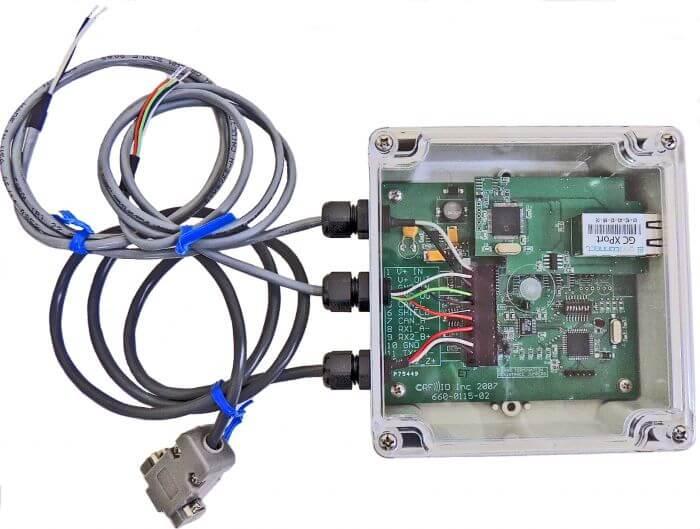 RFID-interfaces