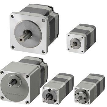 Stepper motors and drives