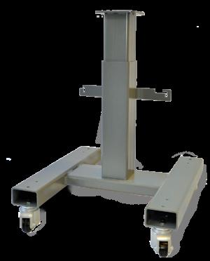 Universal Robots mobile base pedestal