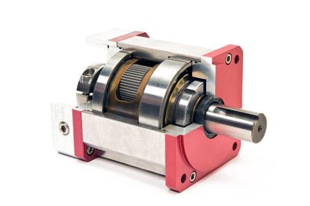 CGI precision machining cutaway