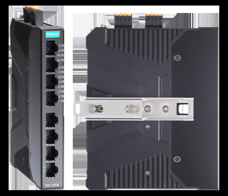 Moxa switch SDS-3008