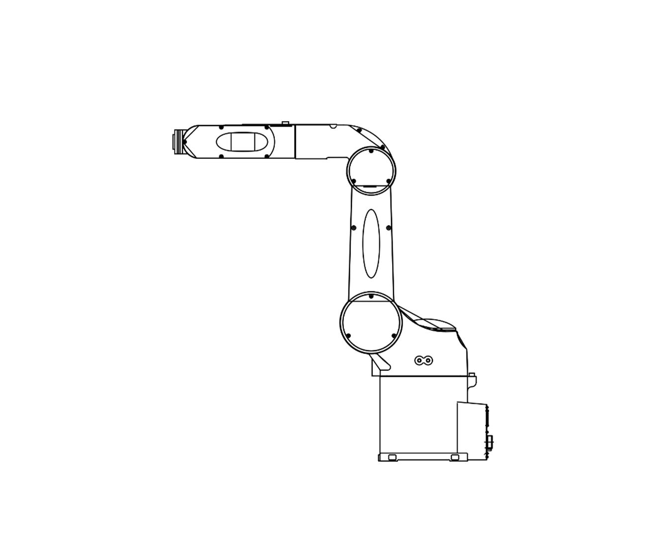Denso 6-axis robot VM series