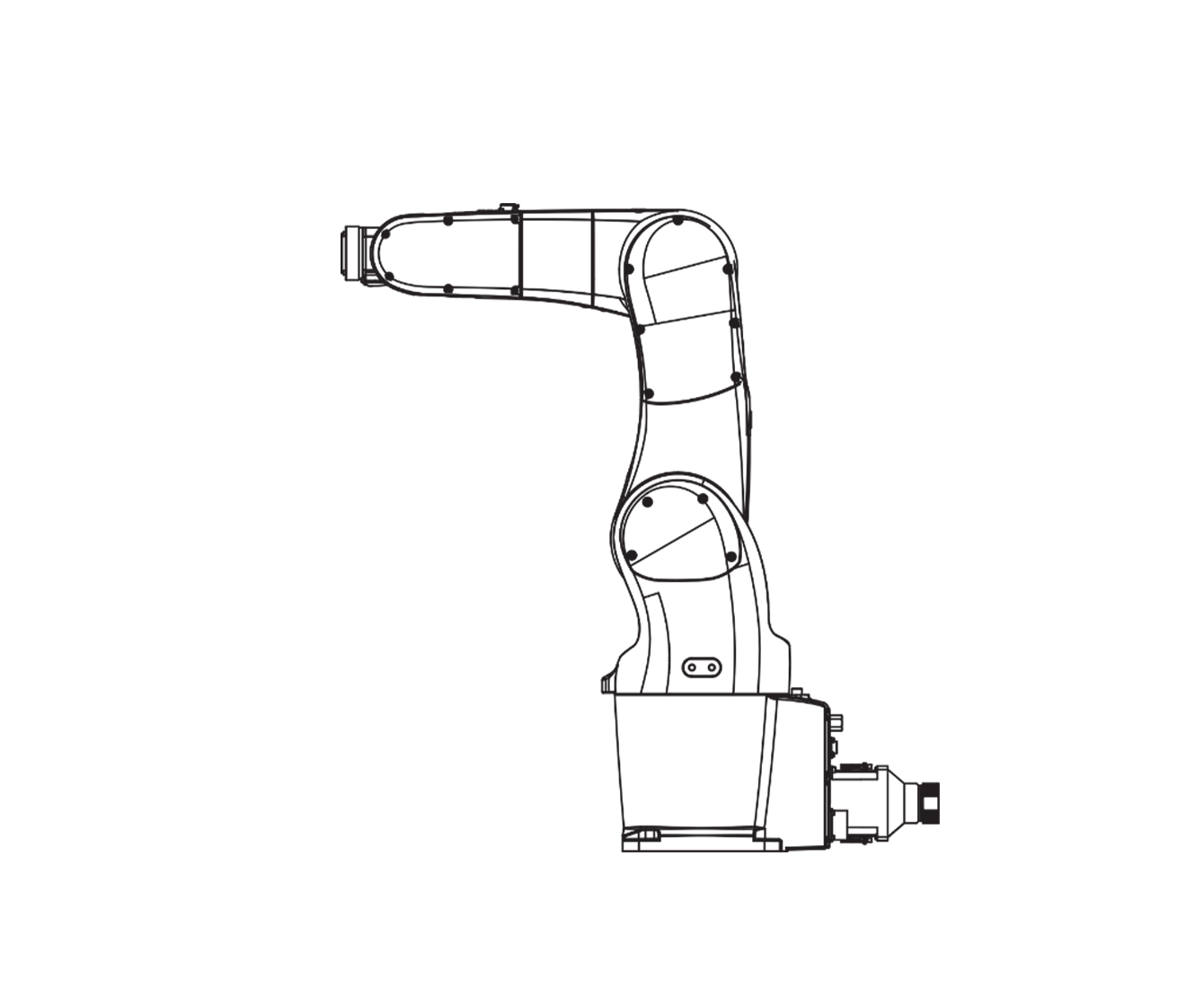 denso 6-axis robots vp series