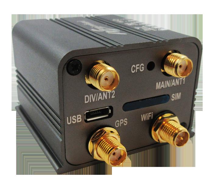 Microhard LTECubeCAT4-WIFI-WIFI CA-MHK119440