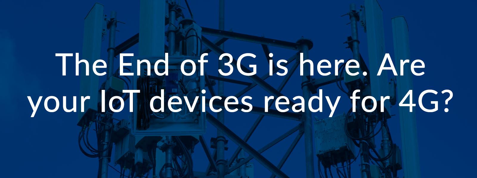 3G is near banner