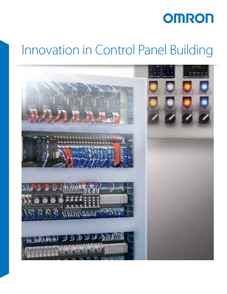 Omron Brochure Control-panel-building-solutions