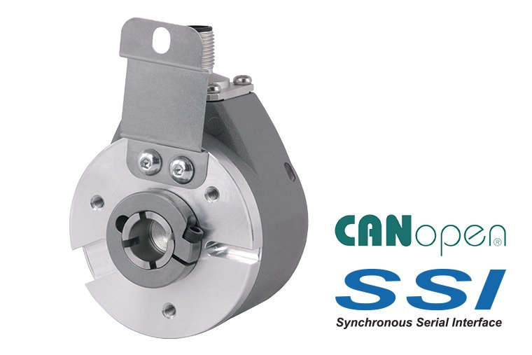 Encoder A58hb canopen-ssi