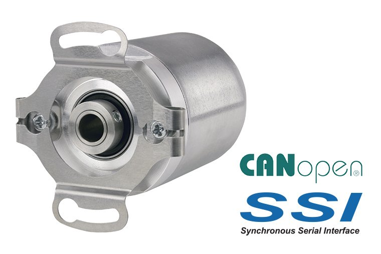Encoder A58HB sd canopen-ssi