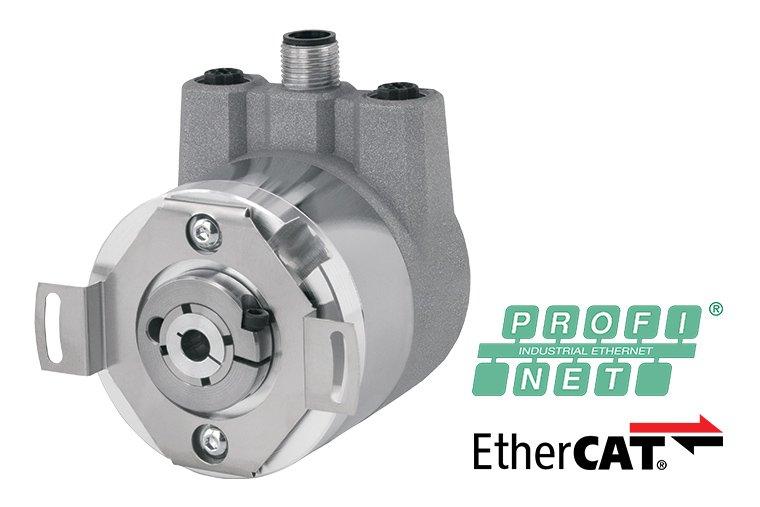 Encoder A58HE profinet ethercat