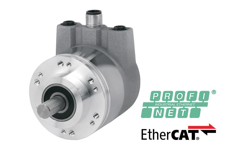 Encoder A58SE profinet ethercat