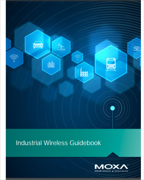 Cover Industrial Wireless Guidebook