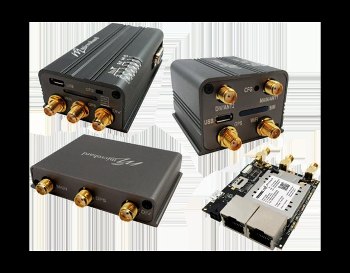 Microhard wireless modems