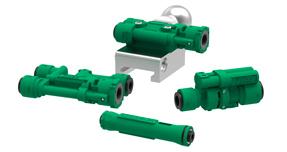 Piab vacuum ejectors