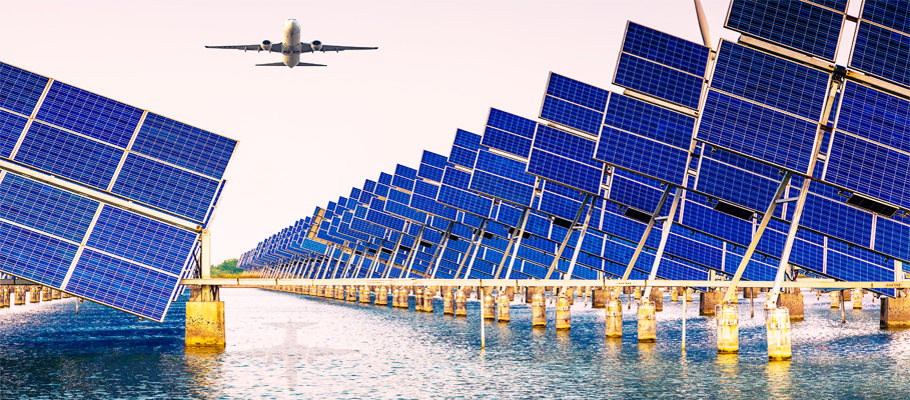 power generation solar-plants