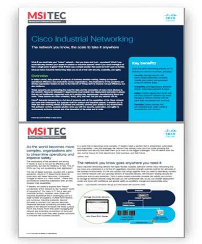 Cisco Brochure thumbnail