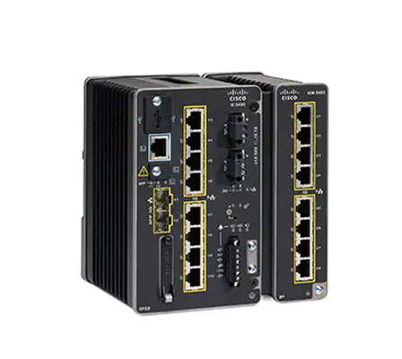 Cisco Ethernet Swith IE3400