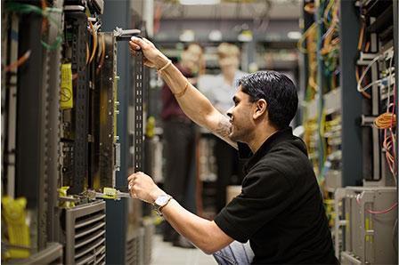 IT engineer networking