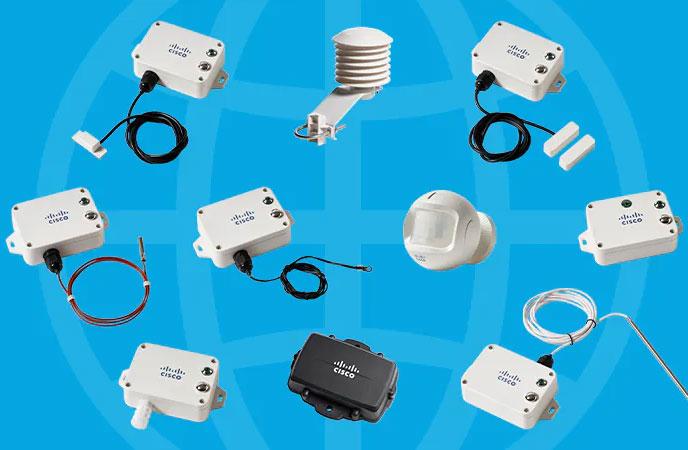 cisco sensors