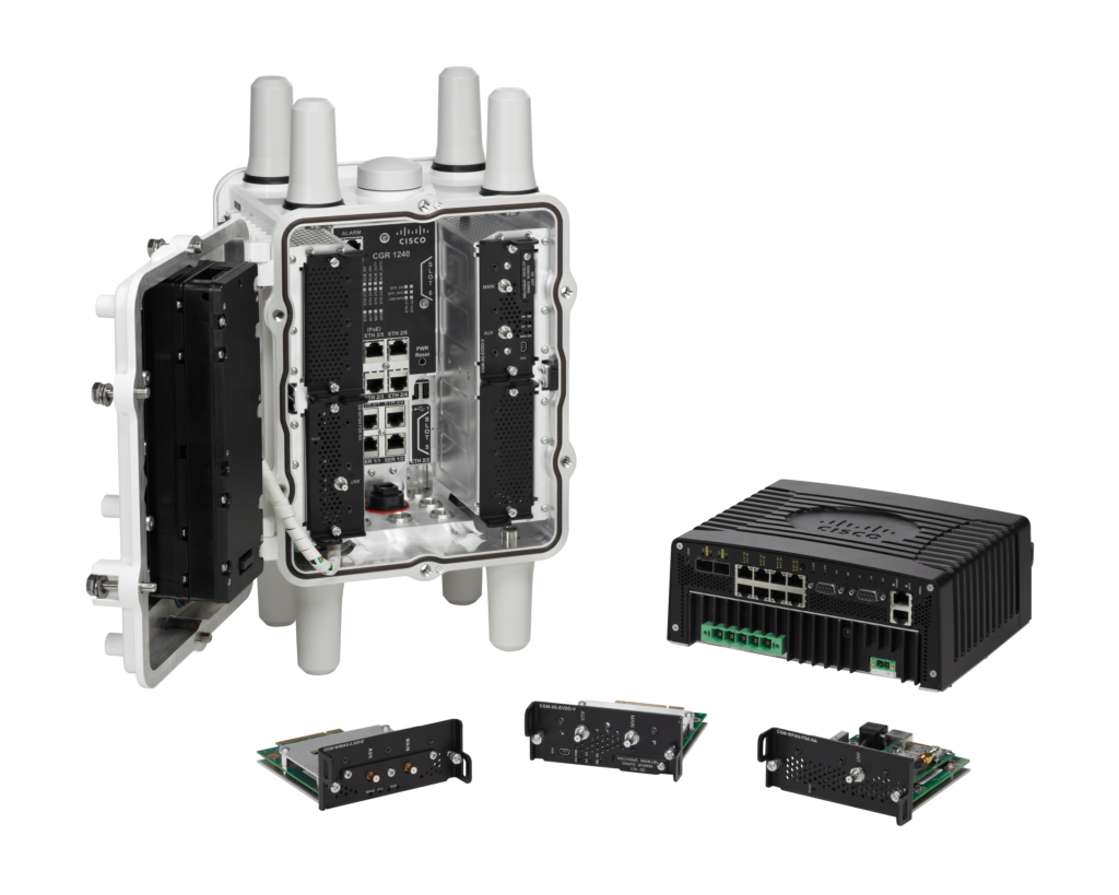 1000 Series Connected Grid Routers