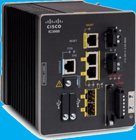 cisco IC3000