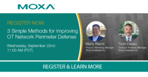 Moxa webinar 3 Simple Methods banner